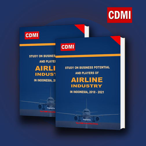 Study on Business Potential and Players of Airline Industry in Indonesia