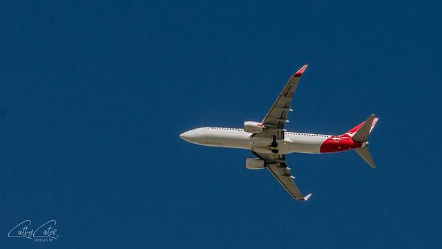 Qantas VH-VXK-Adel-Melb