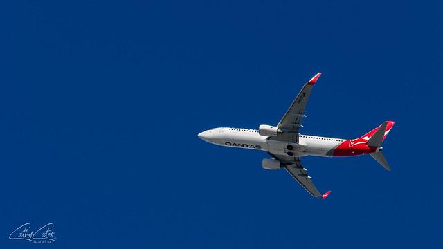 Qantas VH-VZM-Adel-Melb