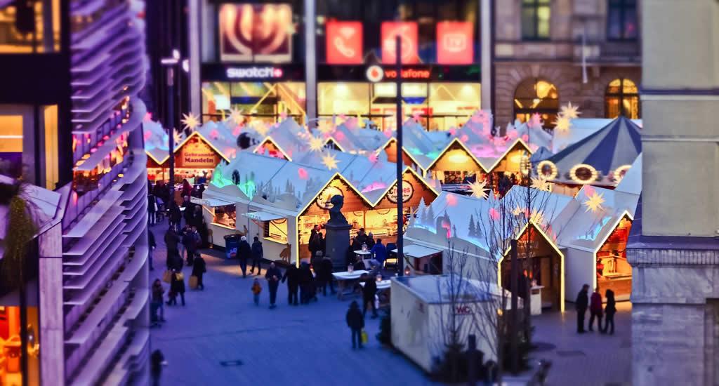 Kerstmarkt in Düsseldorf, bekijk alle tips | Mooistestedentrips.nl