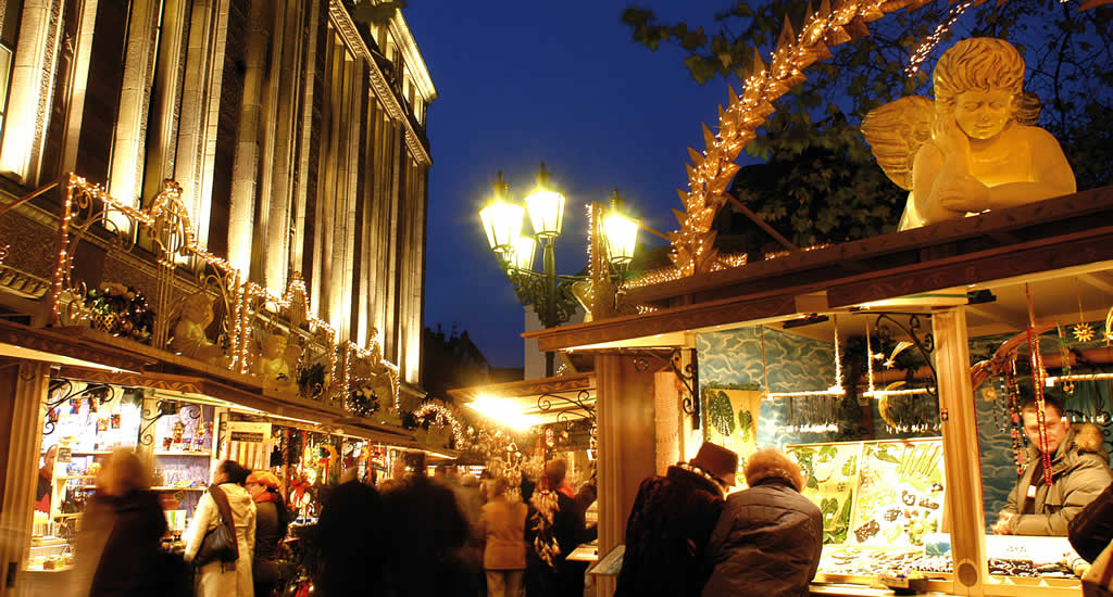 Kerstmarkt in Düsseldorf: bekijk alle tips | Mooistestedentrips.nl