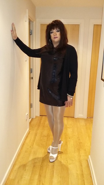 First time dressed in Wolfords....addicted now!!