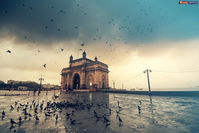 Gateway of Mumbai, India