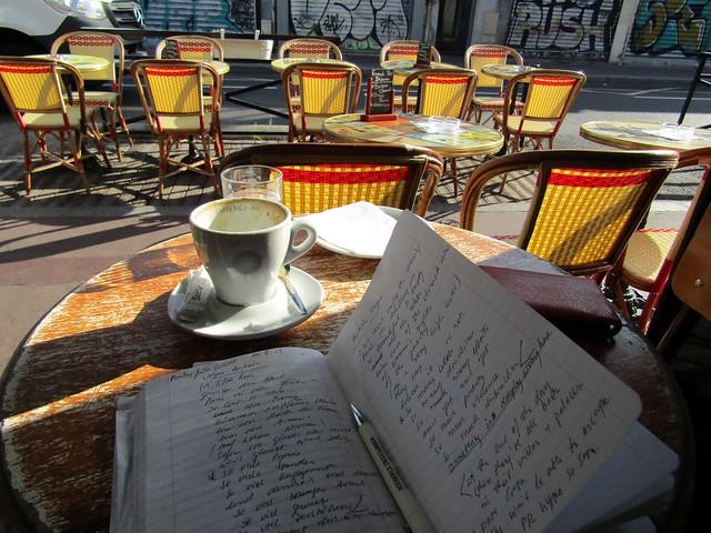 a poem in paris