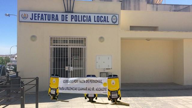 Policía Local de Coria del Río
