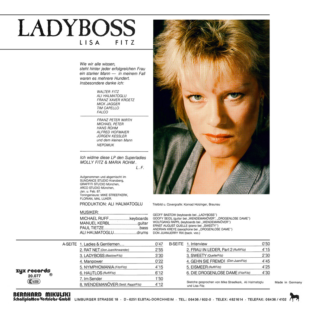 Lisa Fitz - Ladyboss