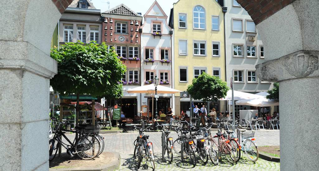 Düsseldorf in een dag: de Altstadt | Mooistestedentrips.nl