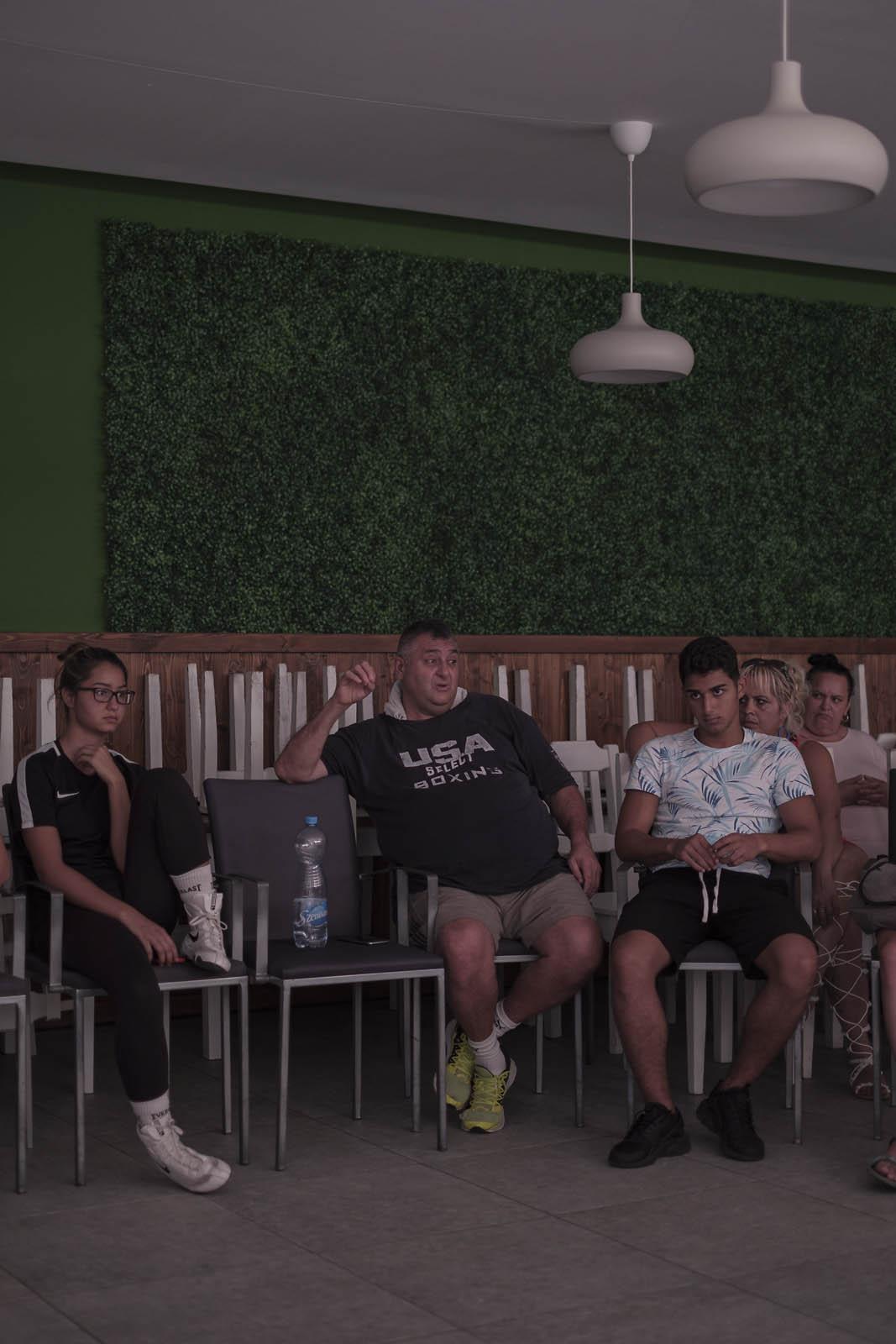 A film utáni csoportos beszélgetés | Fotók: Magócsi Márton