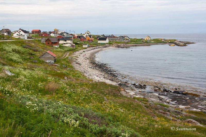 Varangerinvuono, Pohjois-Norja