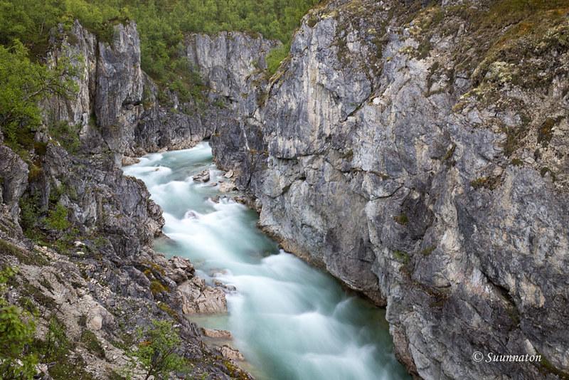 Silfar Canyo, Pohjois-Norja