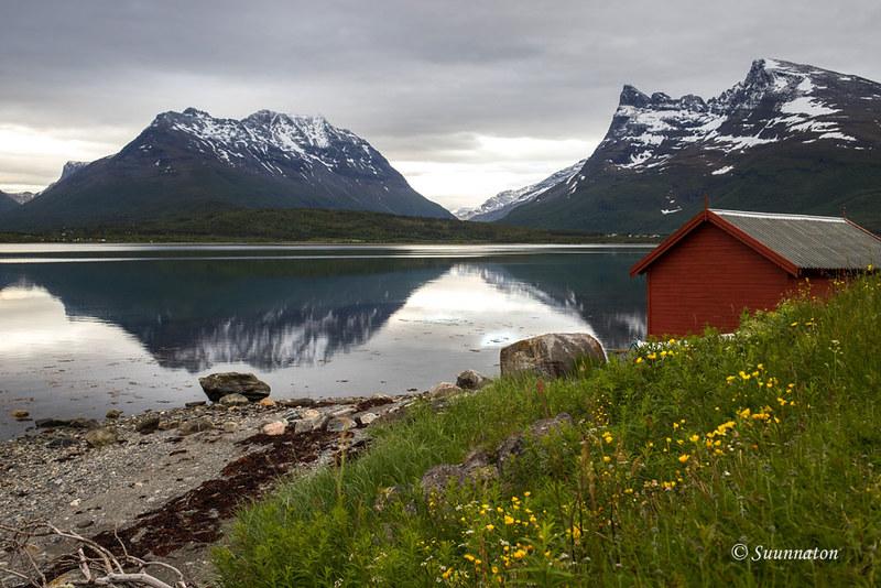 Lyngen, Lyngeninvuono, Pohjois-Norja road trip