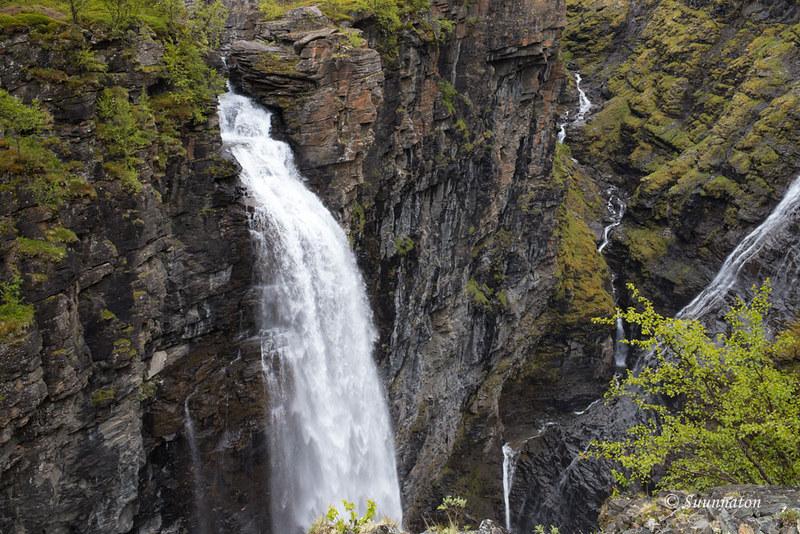 Lyngen, Gorsa Brua, Pohjois-Norja road trip