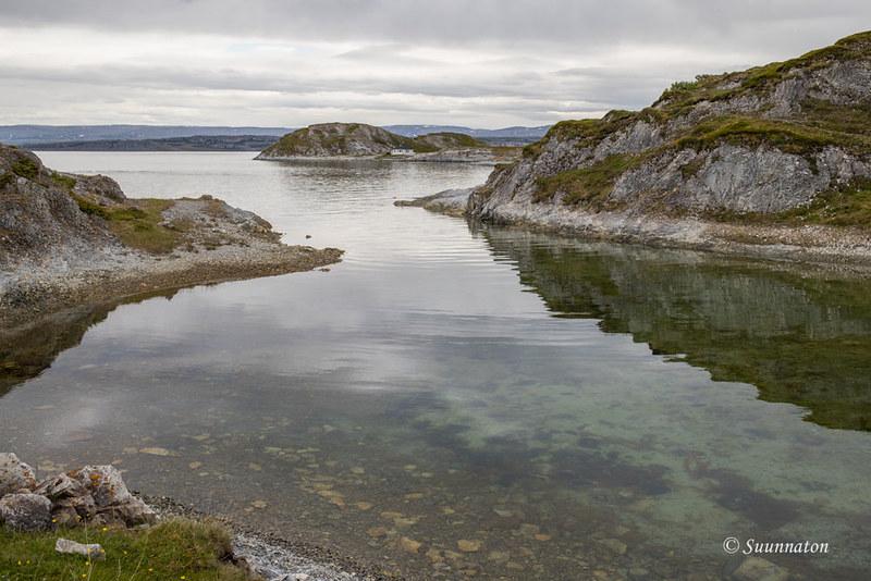 Jäämeri, Porsanger, Pohjois-Norja road trip