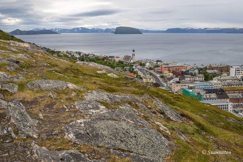 Hammerfest, Pohjois-Norja road trip