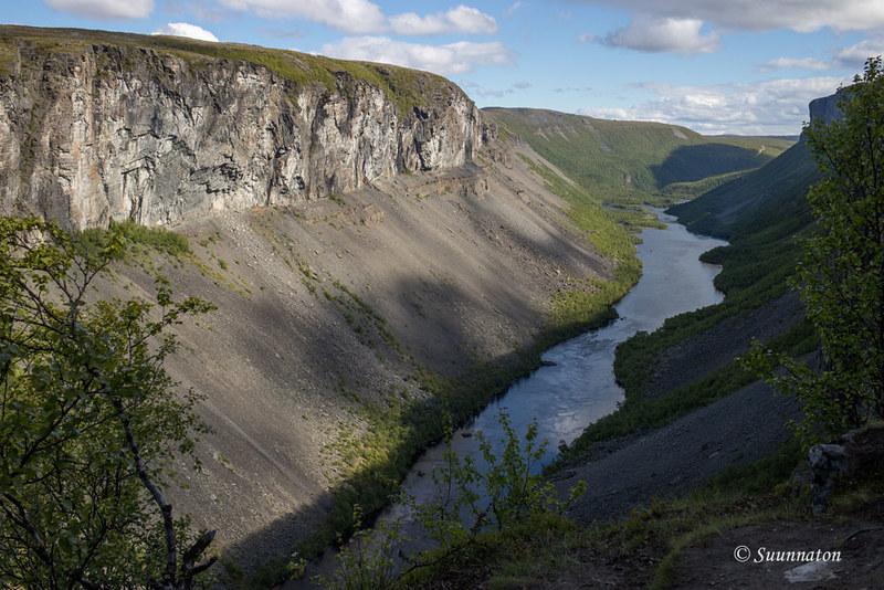 Altan kanjoni, Pohjois-Norja road trip