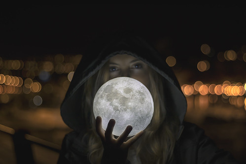moon taken