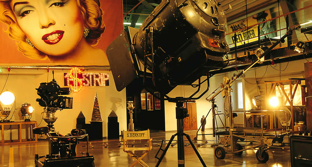 Düsseldorf in een dag: Filmmuseum | Mooistestedentrips.nl