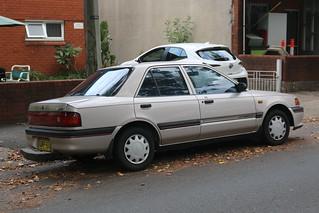 1995 Mazda 323 BG Series II