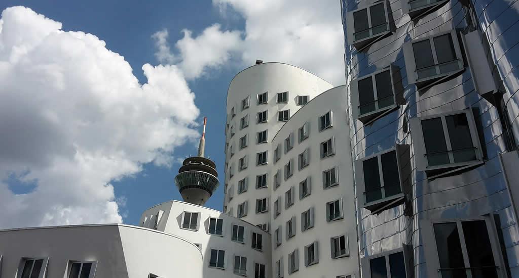 Medienhafen | Mooistestedentrips.nl
