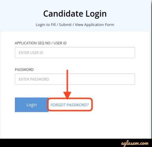 COMEDK 2020 result login
