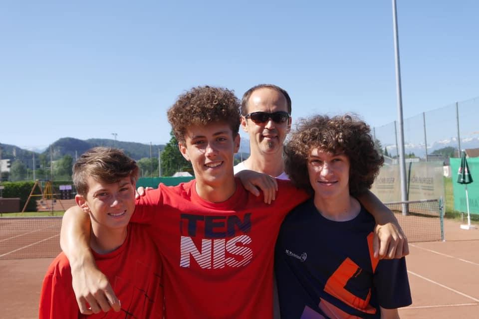 TCV Jugend Mannschaftsfotos