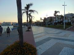 Gandía, Paseo Marítimo