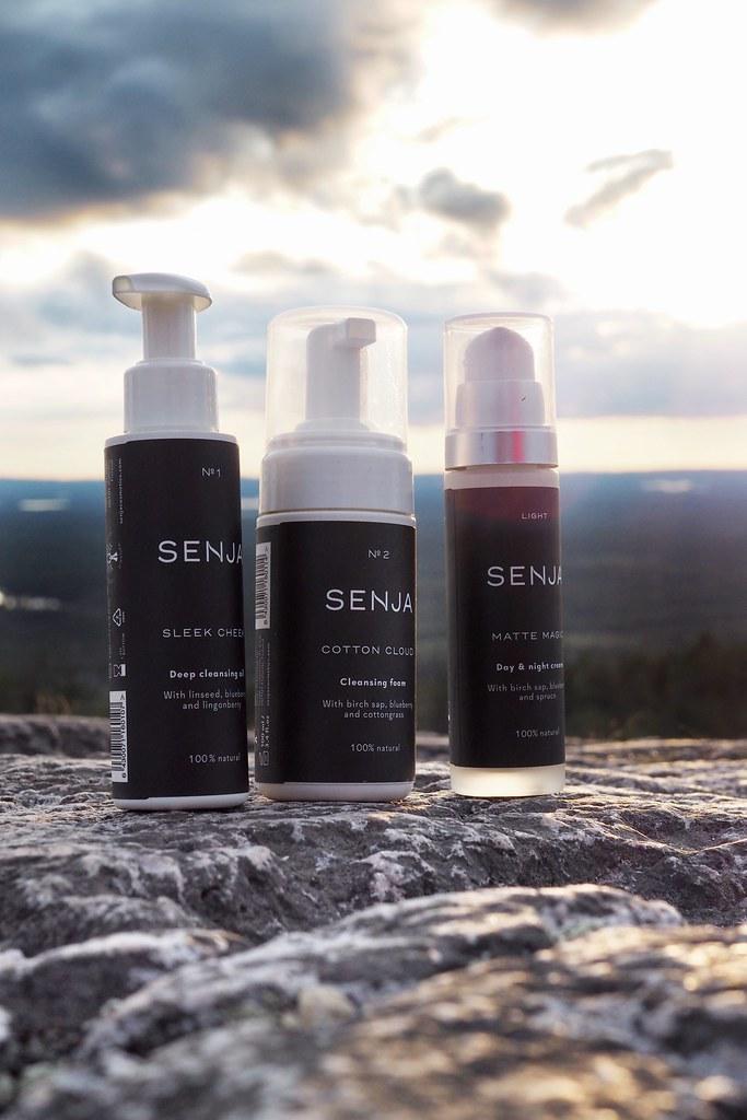 Senja Cosmetics Suomalaista luonnonkosmetiikkaa