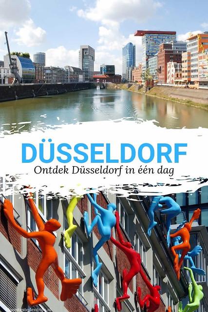 Düsseldorf in één dag: ontdek de mooiste bezienswaardigheden van Düsseldorf in een dag | Mooistestedentrips.nl