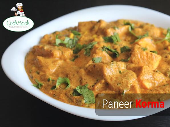 Paneer-Korma
