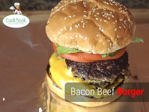 Bacon-Beef-Burger