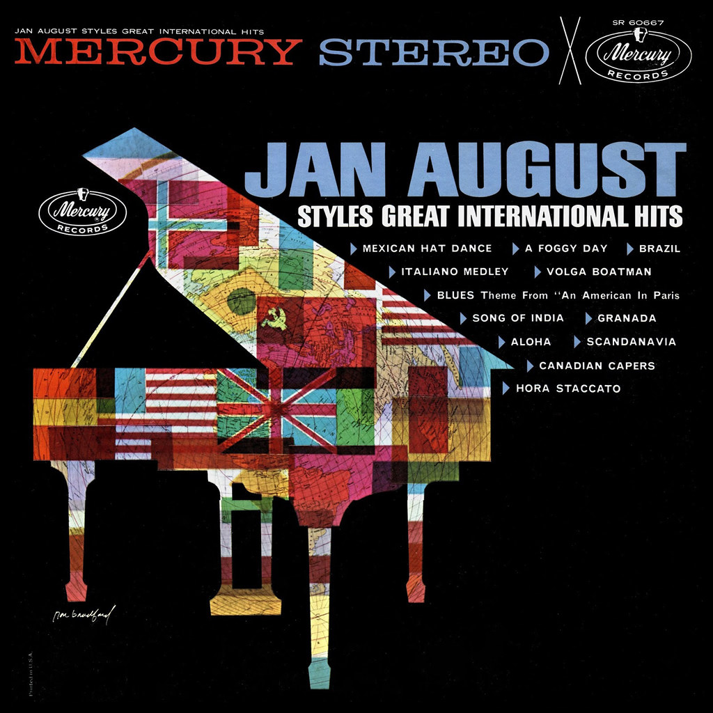 Jan August ‎– Styles Great International Hits