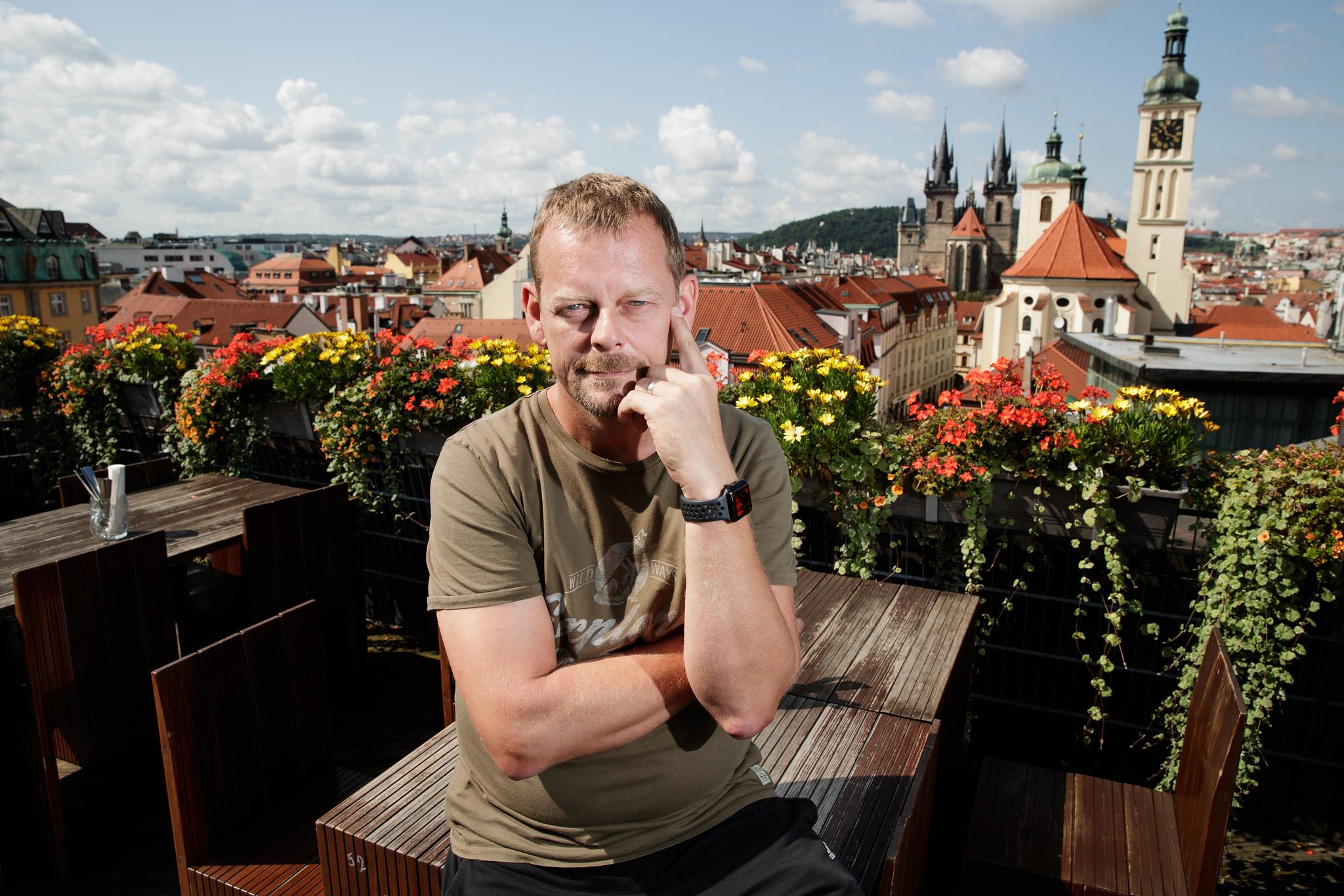 Martin Stránský, rozhovor