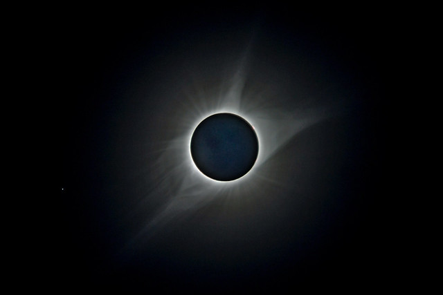 """Solar Eclipse 2017 """"Totality"""" 21st August 2017 (2019 Reprocess)"""