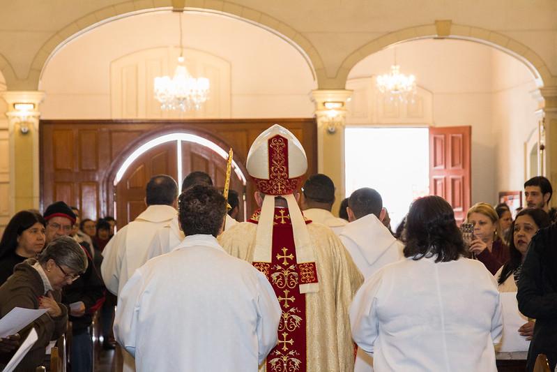 Missa de São Bernardo - 2019