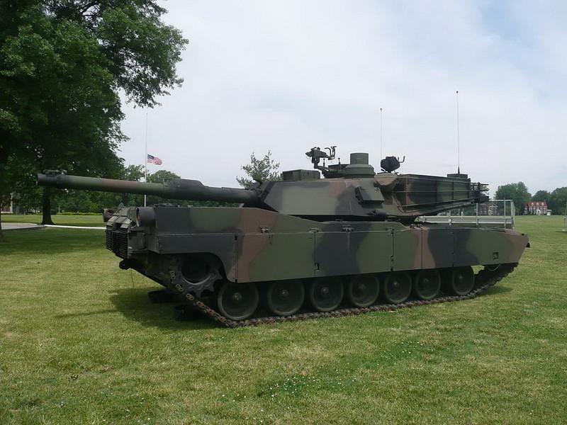 M1A2SEP Abrams 00001