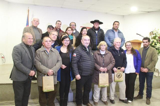 Cientos de dirigentes sociales fueron reconocidos y celebrados en su día en la comuna de Coltauco