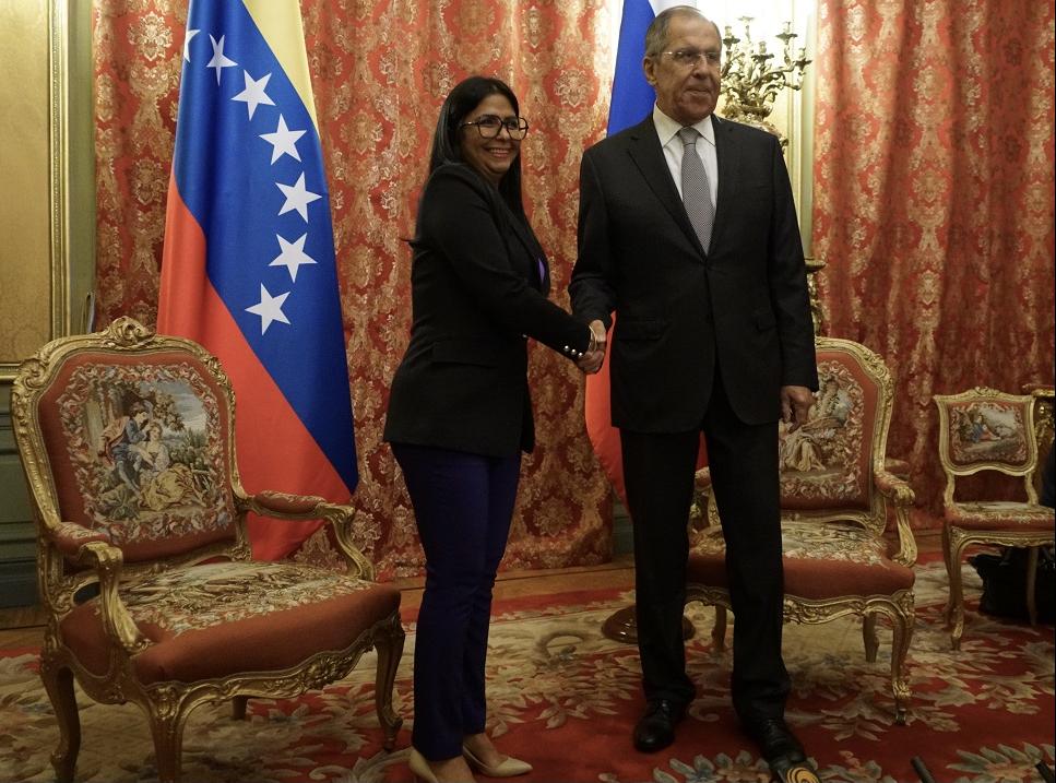 Venezuela y Rusia dan la batalla contra agresiones