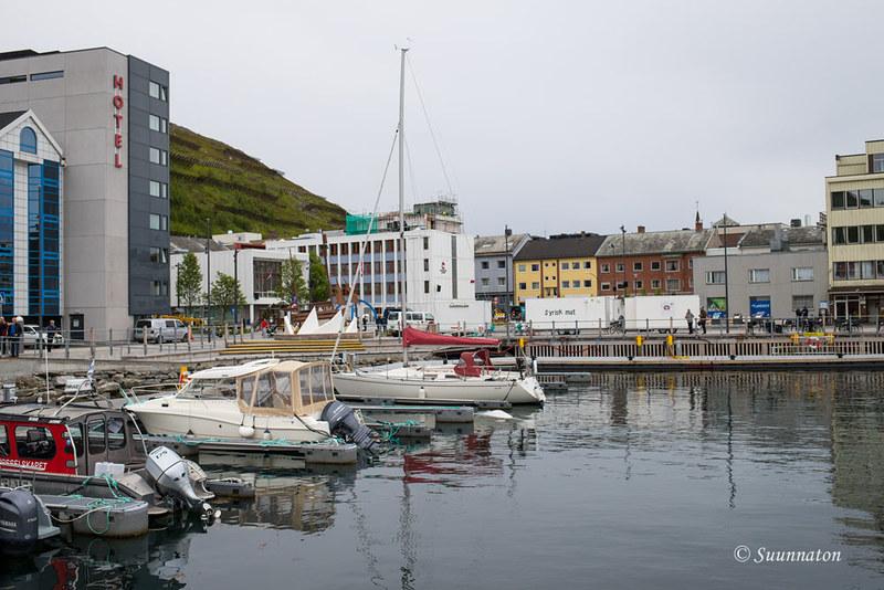 Hammerfest, satama