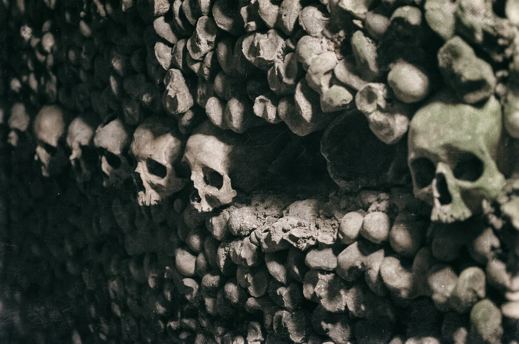Interrupted Skull Sequence