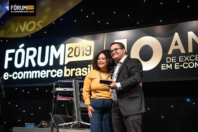 Fórum E-Commerce Brasil 2019 - Prêmio E-Commerce Brasil e Homenagens aos MVPs
