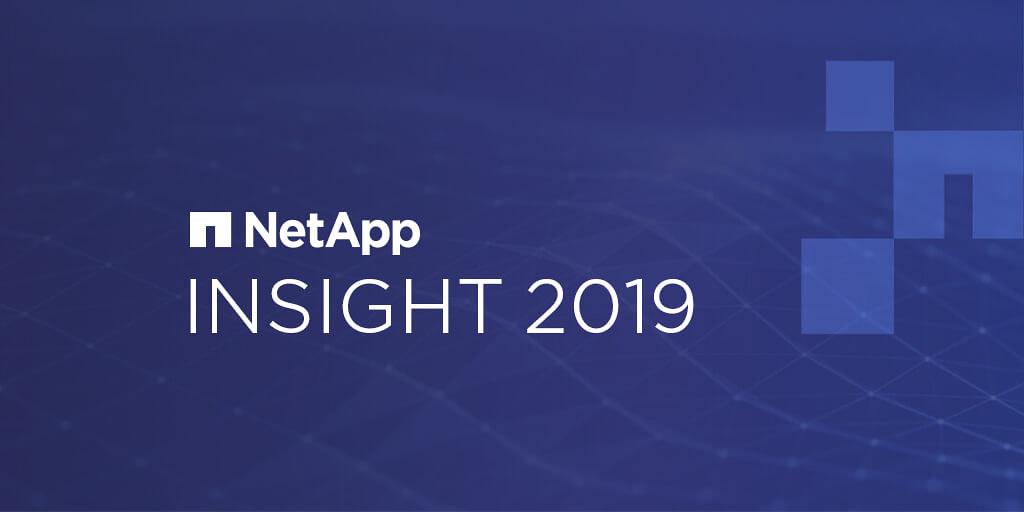 NetApp Insight 2019:衝刺數位轉型,企業應打造從地端、混合雲到多雲端的智慧資料管理平台