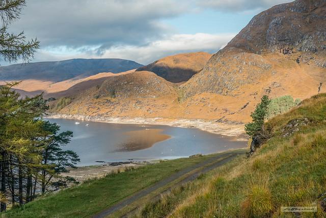 Upper Strathfarrar near Monar Lodge, North-West Highlands