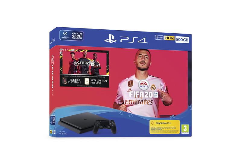 500GB PS4 + FIFA 20