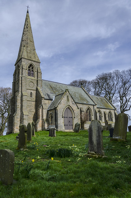 Church of All Saints, Great Stainton