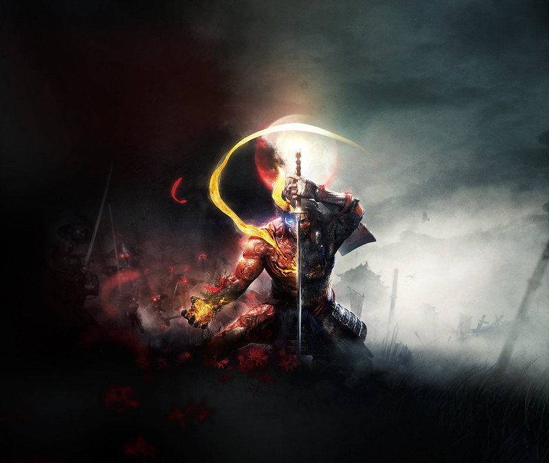 Here's your first proper look at Nioh 2's new protagonist