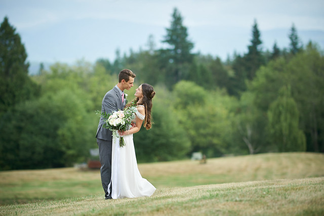 Wedding in the Hills of the PNW