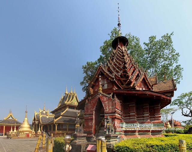 Jingzhen, Manlai octagon pagoda