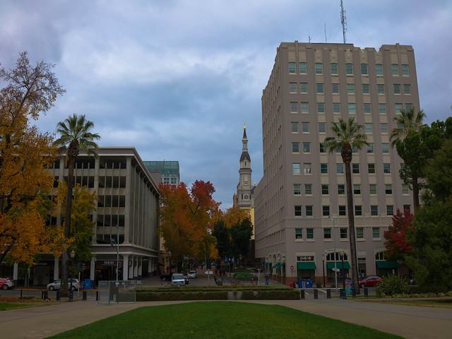 Sacramento City Center Fall 2018
