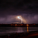 8. Märts 2019 - 13:01 - Thunderstorm, seen from Fannie Bay Foreshore, Darwin, Northern Territory, Australia