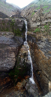 """Waterfall  """"Going to the Sun road"""" 378"""